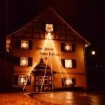 Gasthaus zum Kreuz: Im weitherum bekannten Restaurant in Warth TG beginnt Rupans erste Karriere.